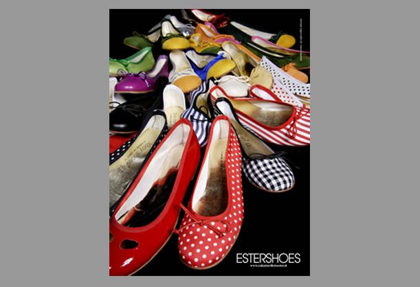 ester shoes vogue accessoritaly Sara Massah Designer