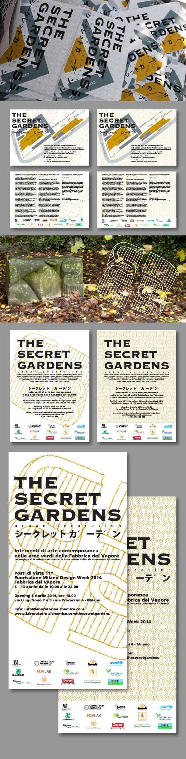 the Secret Gardens-sara-massah-iranian graphic designer