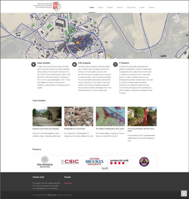 idea project, Scira Menoni, Sara Massah, graphic & web designer, politecnico di Milano, polimi